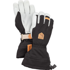 Hestra M's Army Leather Patrol Gauntlet Gants, black
